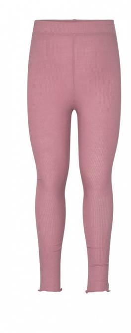 Bilde av Viskose bukse blush