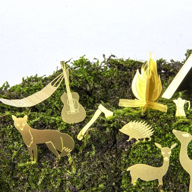 Bilde av Tiny Camping for your plants