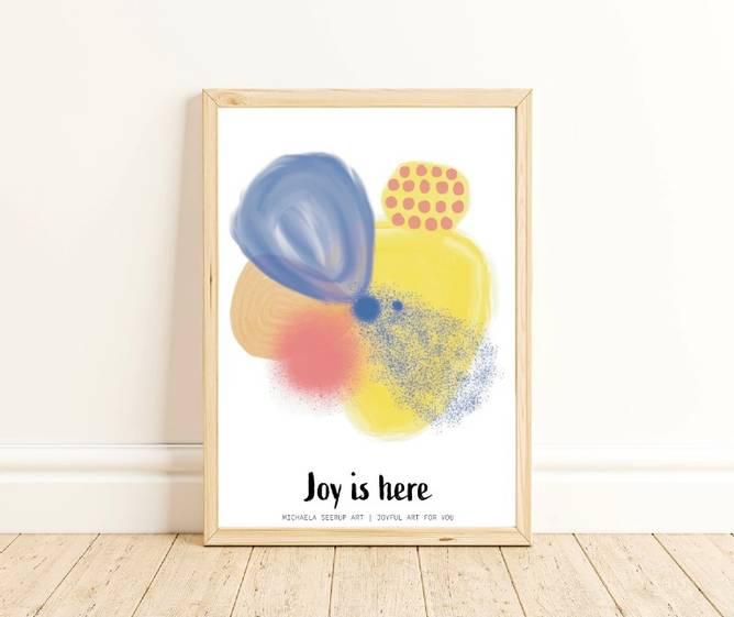 Bilde av Joy is here