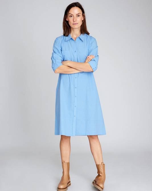 Bilde av Lucca Dress - Provence Blue