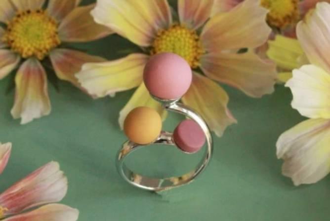 Bilde av Rosa ring